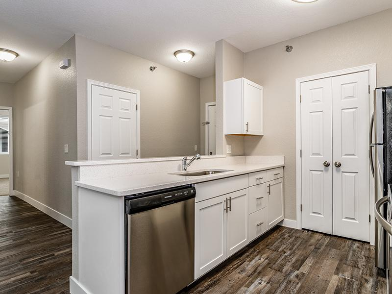 Kitchen | South Fork Apartments