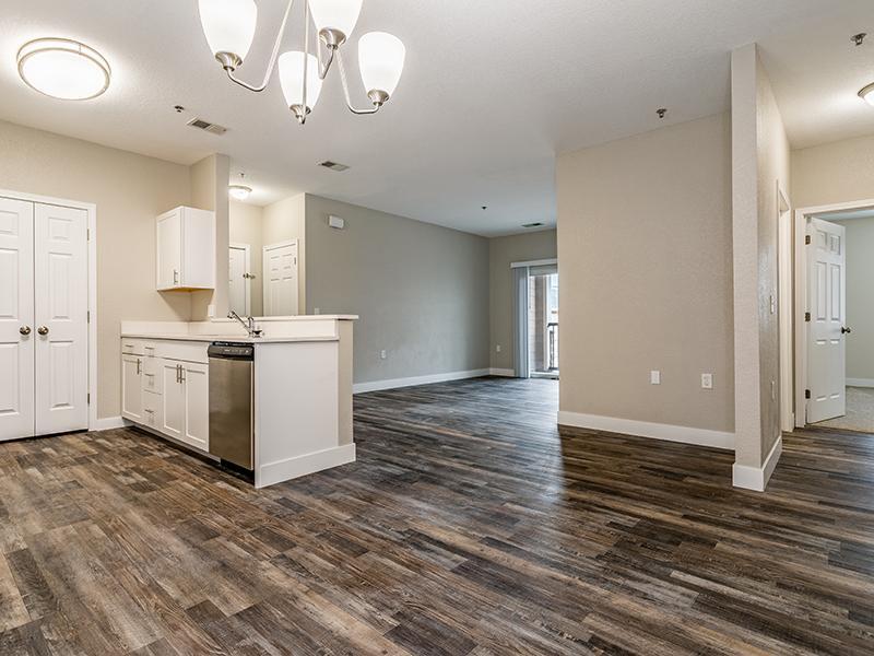 Spacious Floorplans  | South Fork Apartments