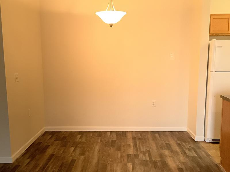 Dining Room | South Fork Apartments
