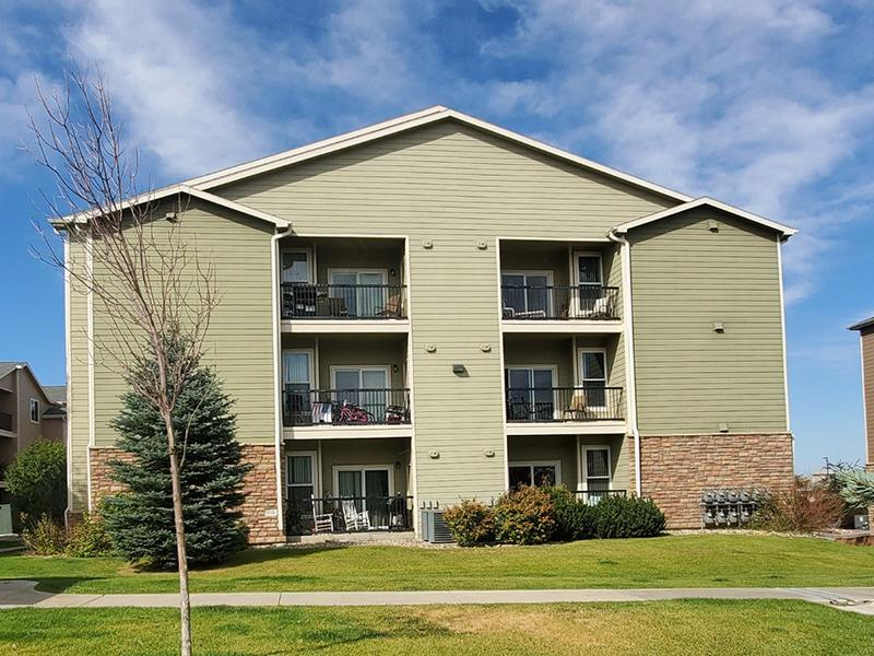Exterior | South Fork Apartments