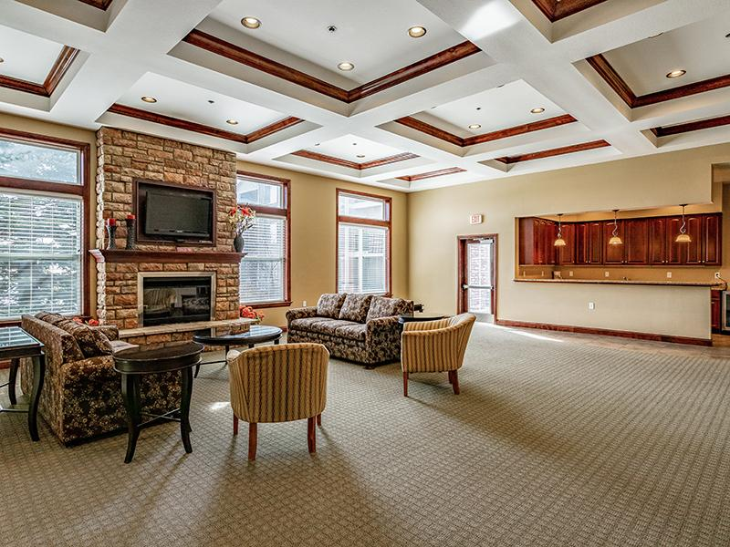 Clubhouse | South Fork Apartments