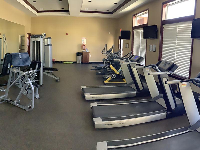 Fitness Center | South Fork