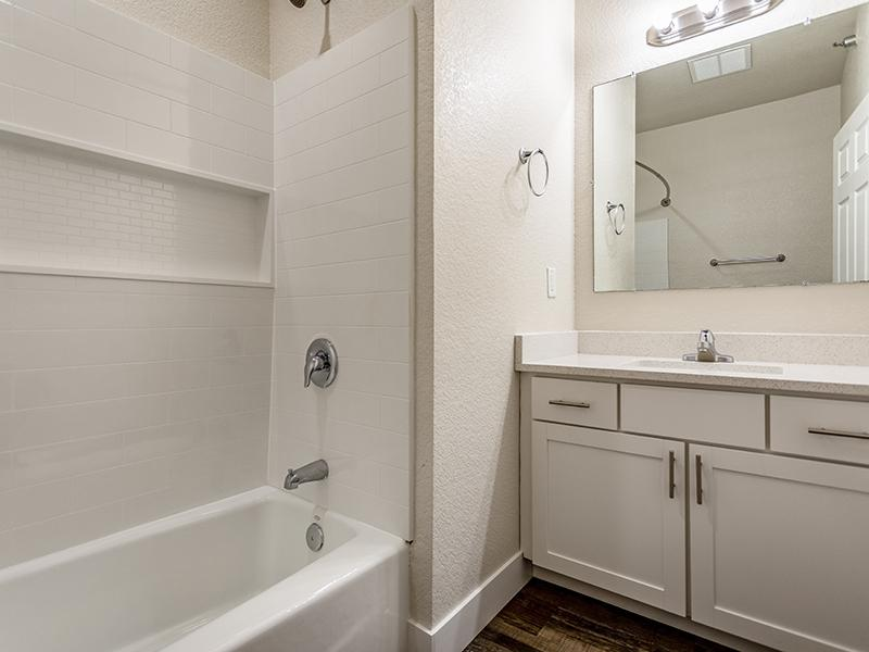 Master Bathroom | South Fork Apartments