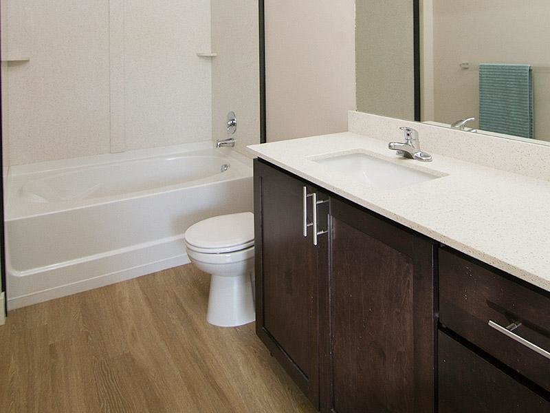 Bathroom | Madrona Apartments in Salt Lake City, Ut