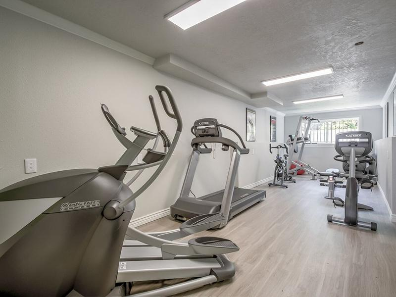 Fitness Center | The Park