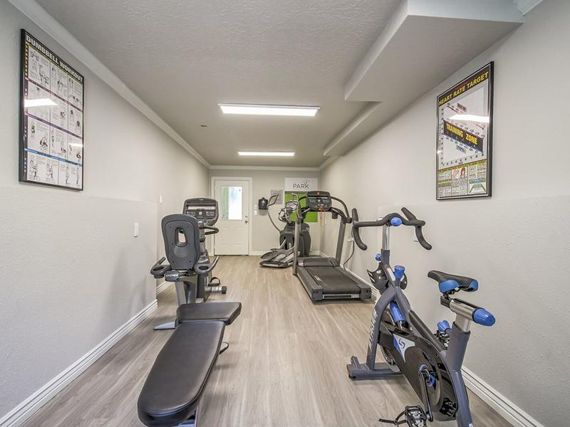 Gym | The Park Apartments in Bountiful, UT