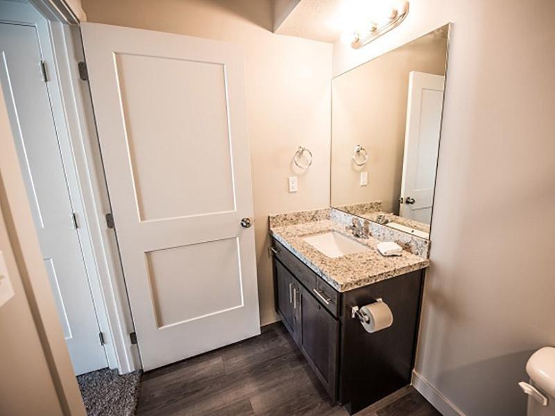 Bathroom | Millcreek Cove Apartments