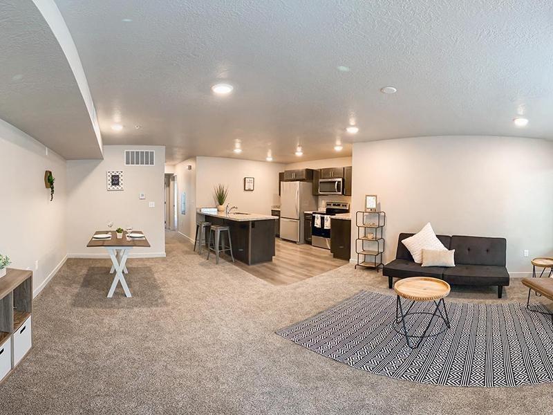 Living Room | Millcreek Cove