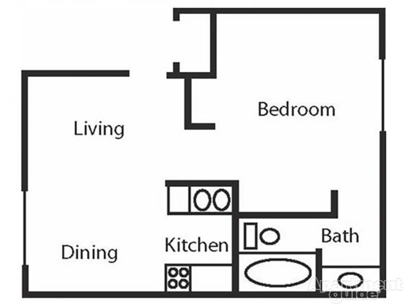 1 Bedroom 1 Bathroom in Orem, UT