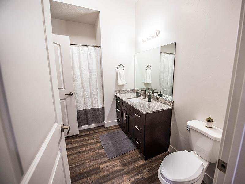 Bathroom | Apartments for rent in Clearfield, UT