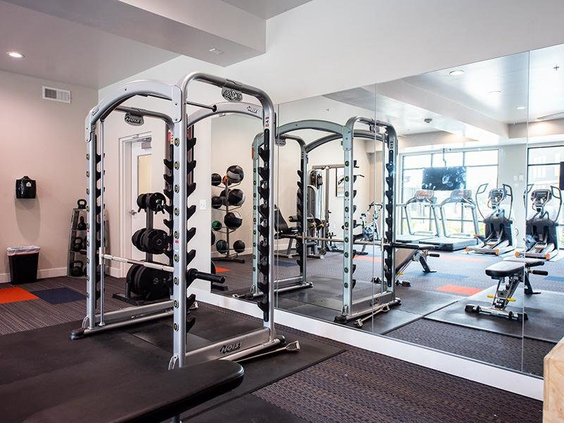 Gym | Apartments in Clearfield, UT