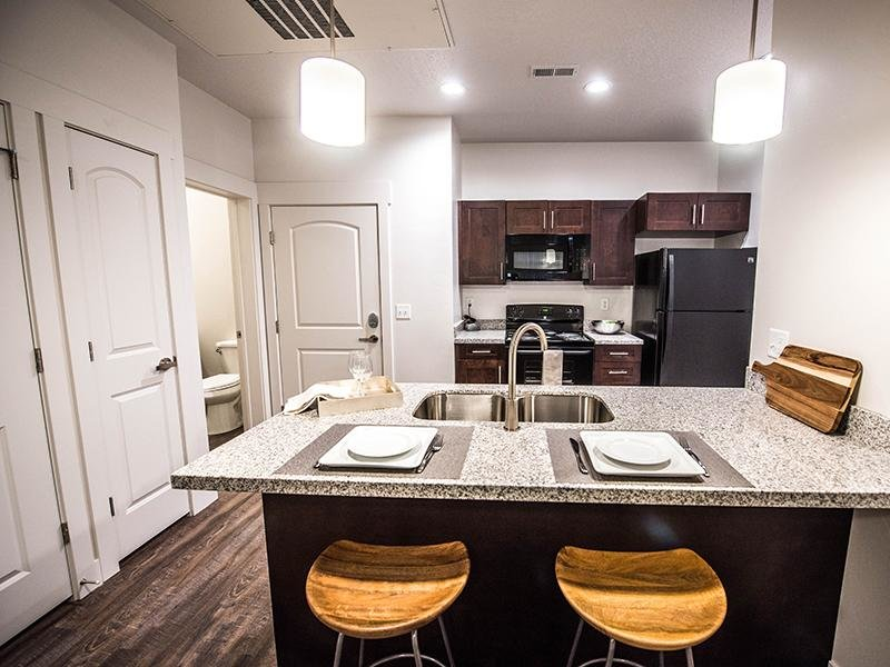 Kitchen | Apartments in Clearfield, UT