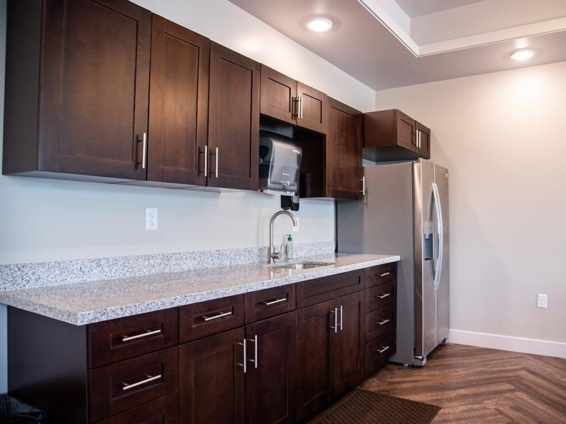 Clubhouse Kitchen | Apartments for rent in Clearfi