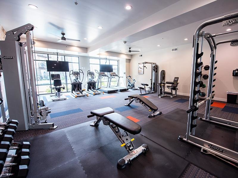 Gym | Apartments for rent in Clearfield, UT