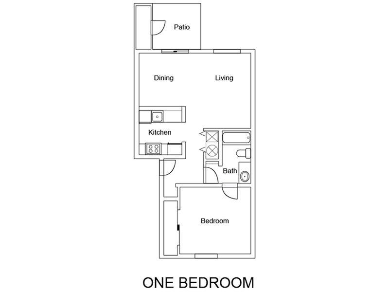 1 Bedroom 1 Bathroom in Idaho Falls, ID