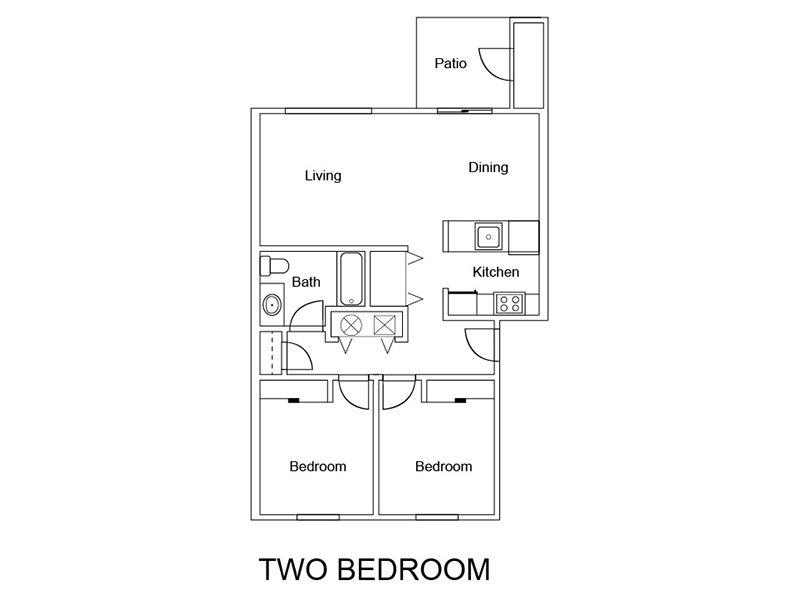2 Bedroom 1 Bathroom in Idaho Falls, ID
