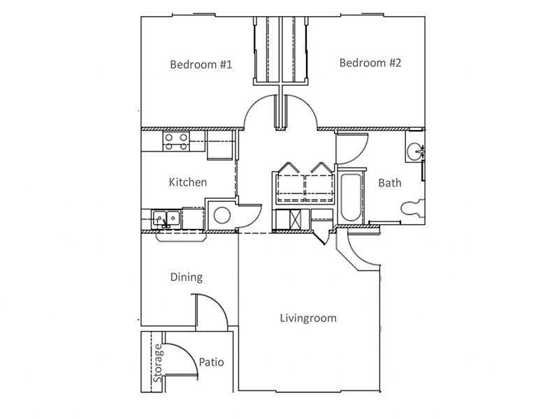 2 Bedroom 1 Bathroom in St. George, UT