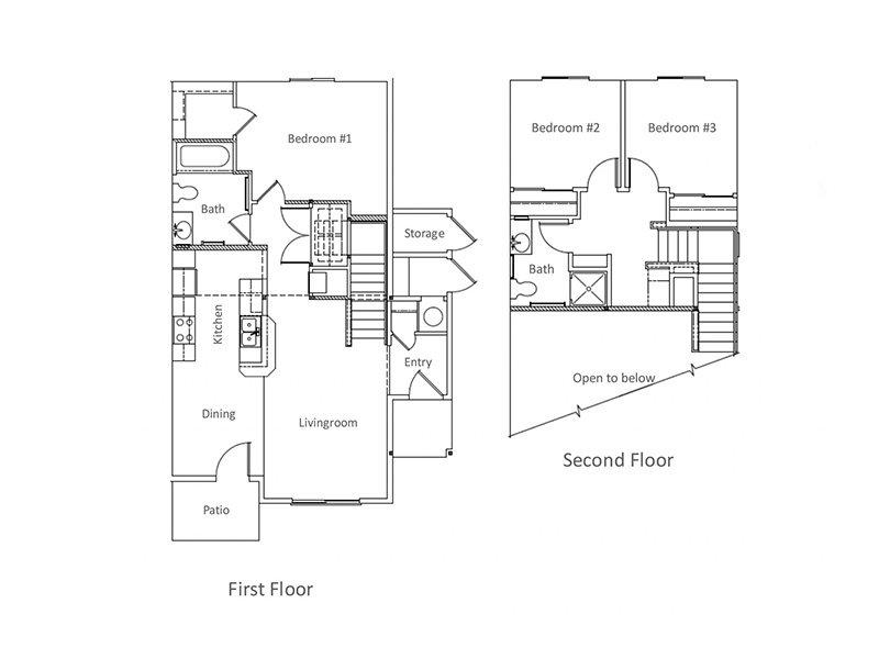 3 Bedroom 2 Bathroom in St. George, UT