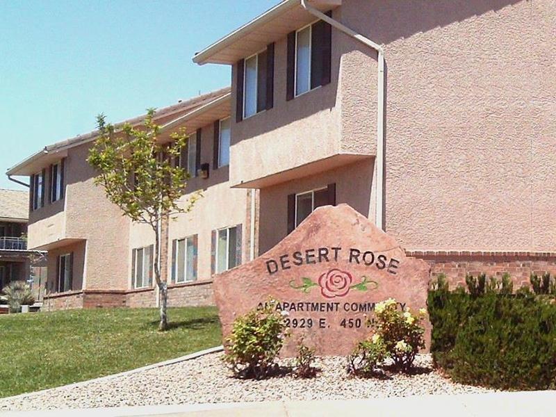 Desert Rose Community Features