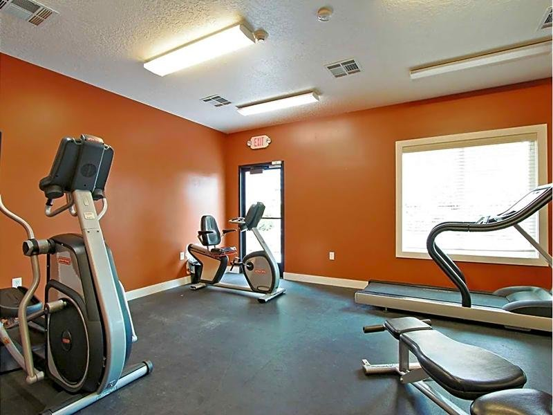 Gym | eGate Apartments in West Valley, UT