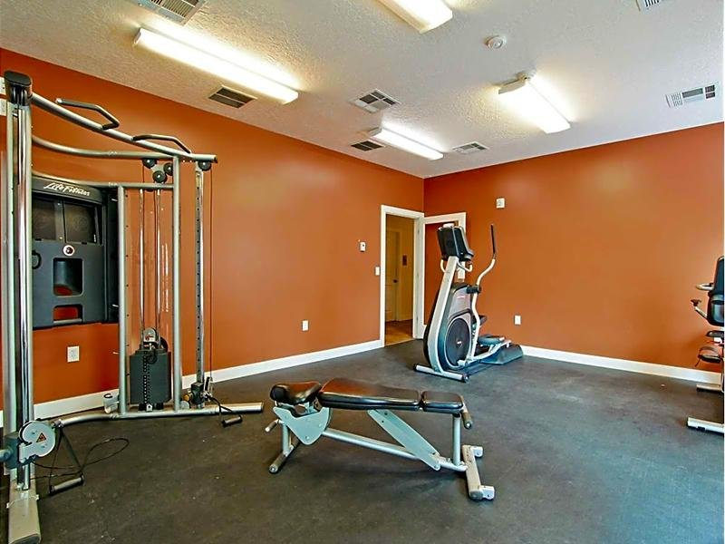 Fitness Center | eGate Apartments in West Valley, UT