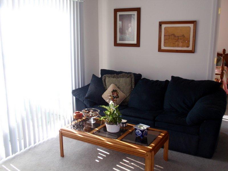 Model Living Room | Elk Creek