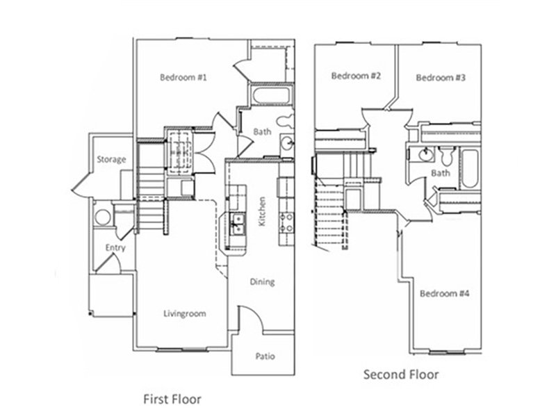 4 Bedroom 2 Bathroom in St. George, UT