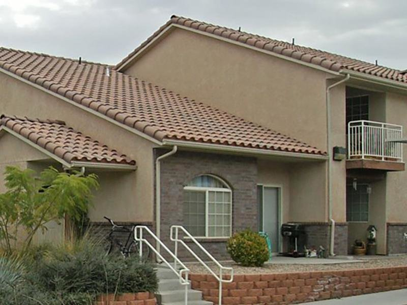 Building Exterior | Fountain Heights in St George, UT