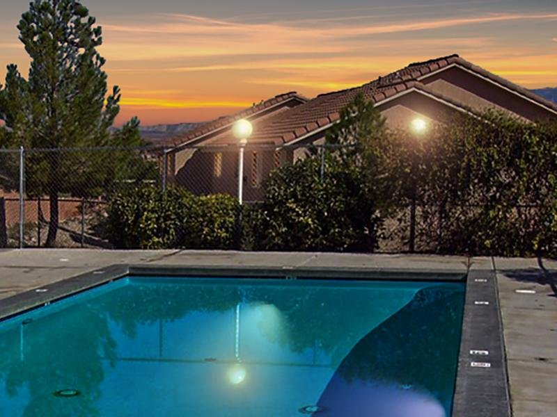 Swimming Pool | Fountain Heights in St George, UT