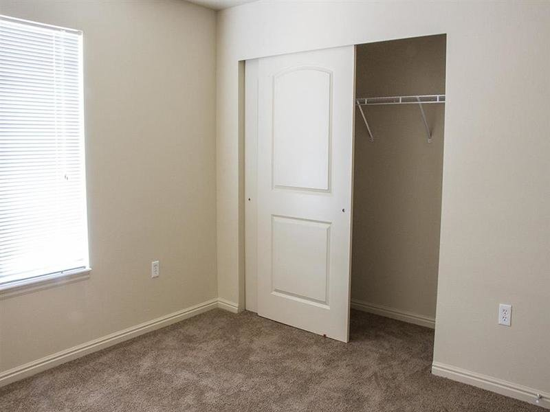 Ample Closet Space | Front Gate Apartments