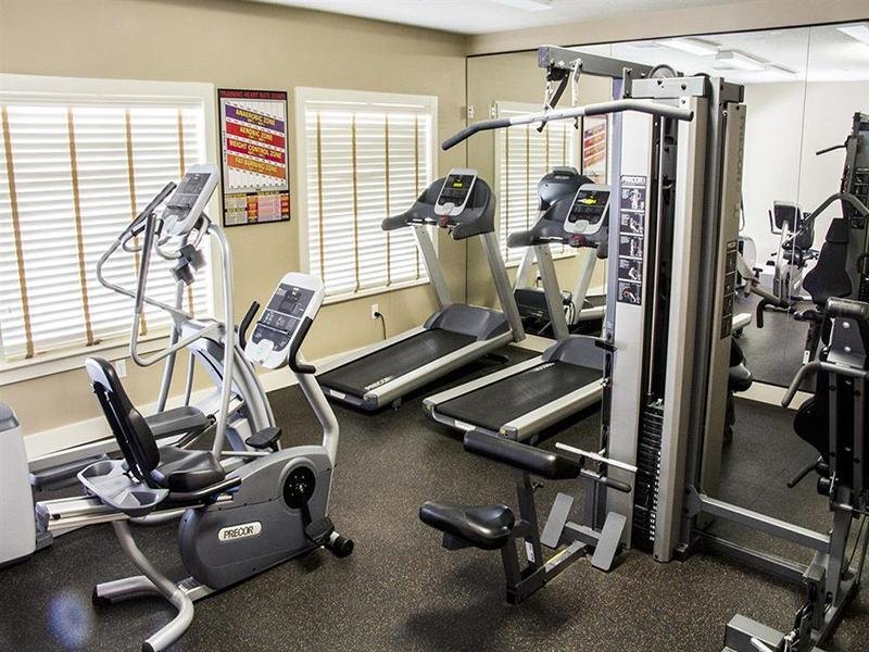 Fitness Center | Front Gate Apartments