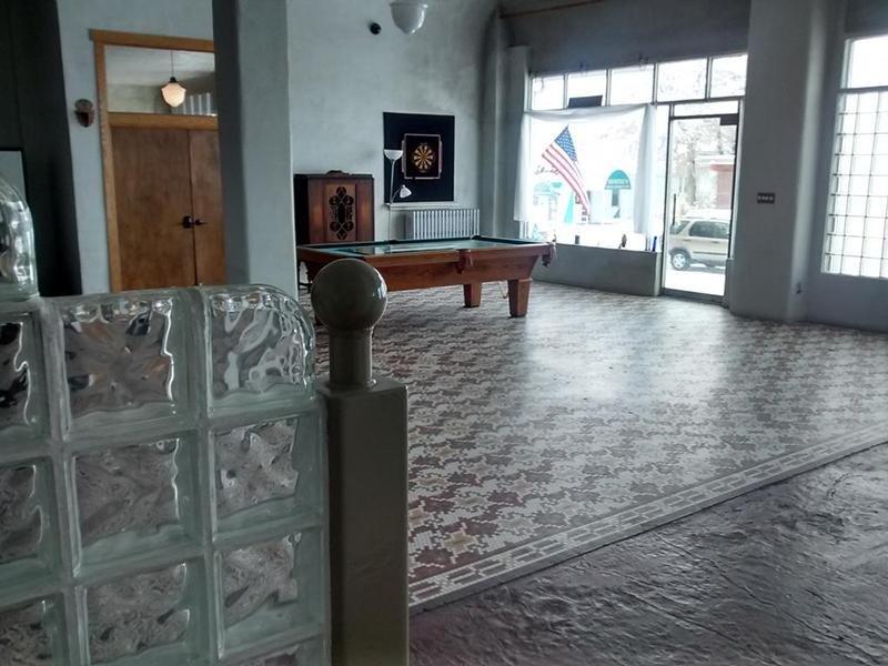 Billiards Table | Pool | The Kirk Apartments