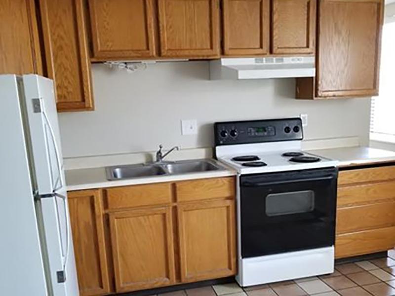 Kitchen   The Kirk Apartments