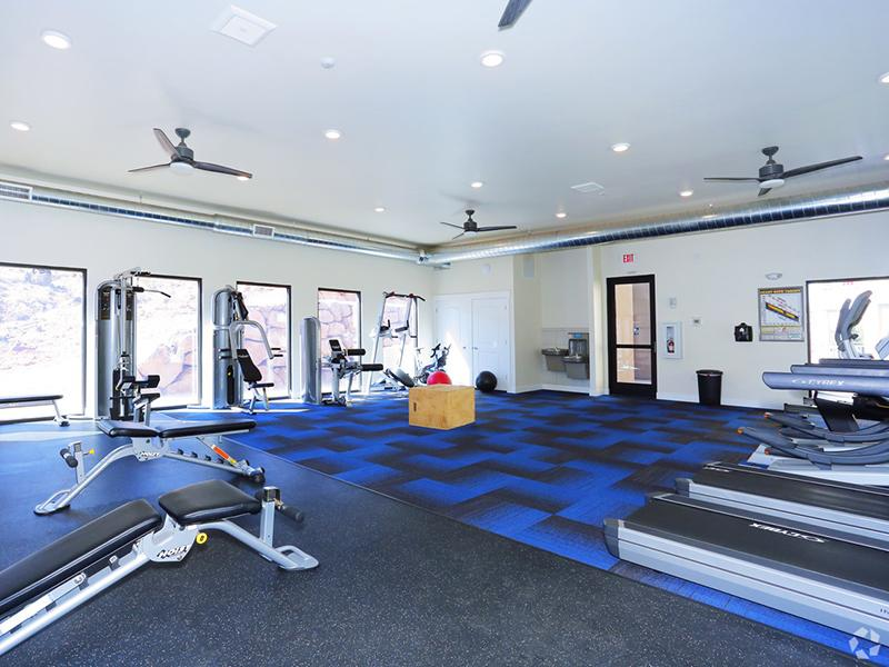 Fitness Center | Legacy Ridge Apartments