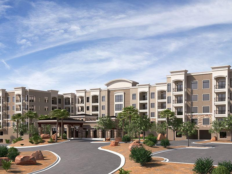 Exterior | Legacy Ridge Apartments