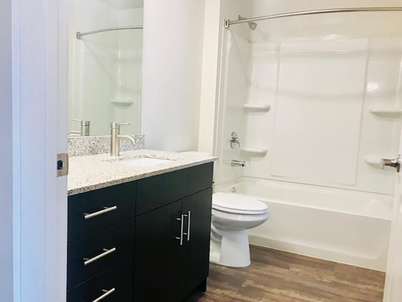 Bathroom | Legacy Ridge Apartments