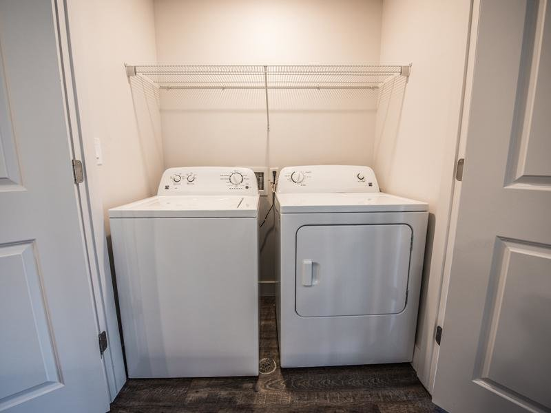 Washer & Dryer | Joule Plaza