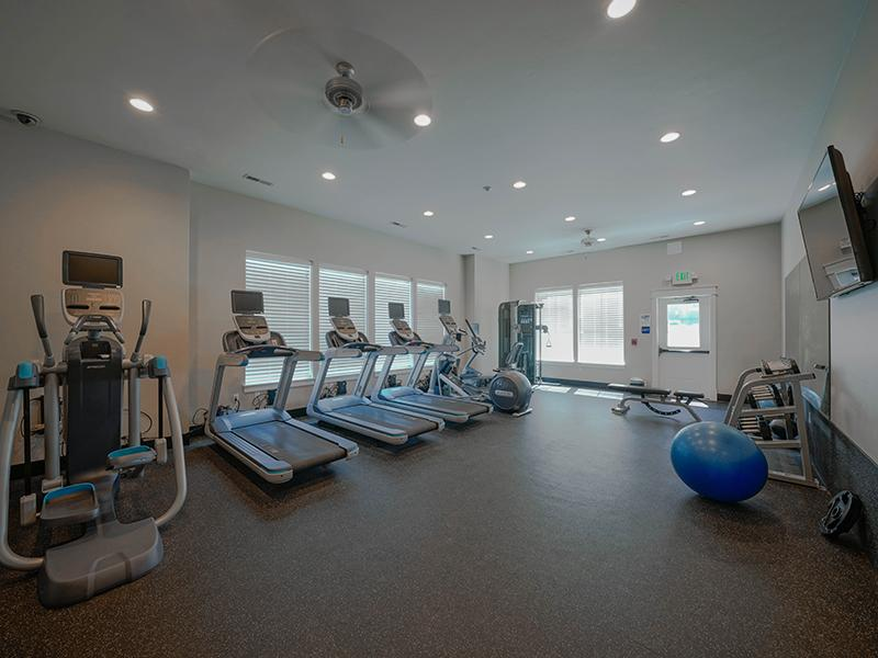 Gym | Remington Apartments in Helena, MT