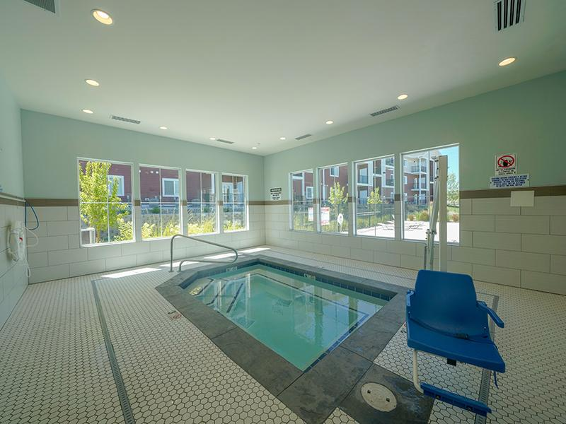 Swimming Pool | Remington Apartments in Helena, MT