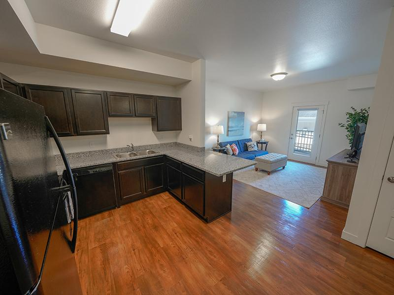 Kitchen | Remington Apartments in Helena, MT