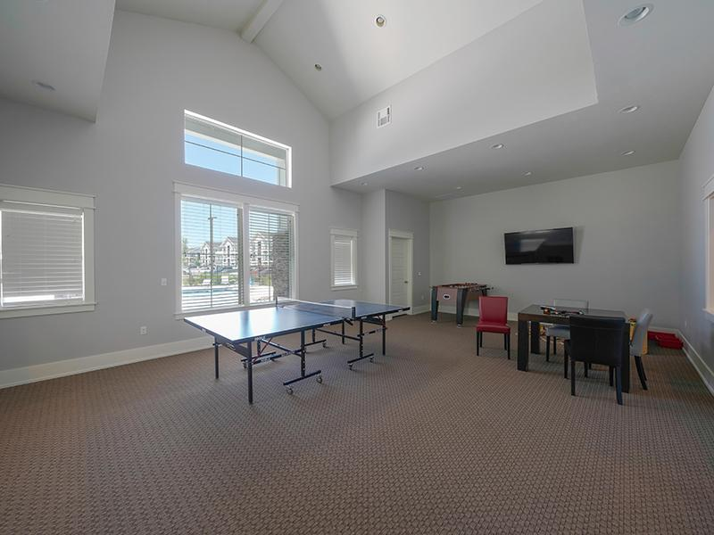 Game Room | Remington Apartments in Helena, MT