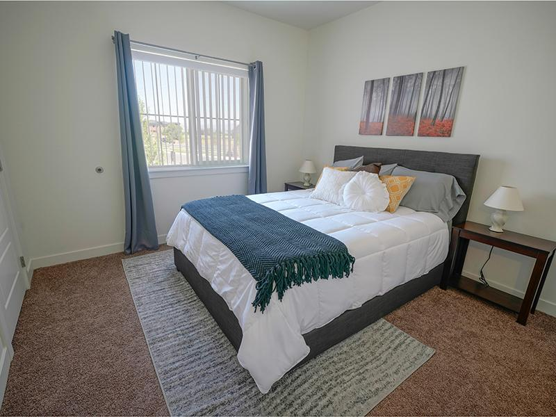 Spacious Bedroom | Remington Apartments in Helena, MT