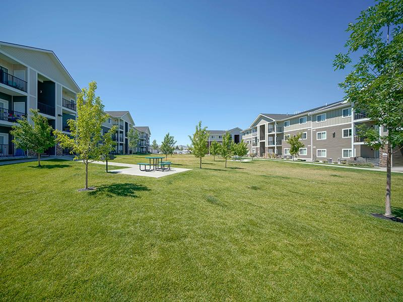 Spacious Fields | Remington Apartments in Helena, MT