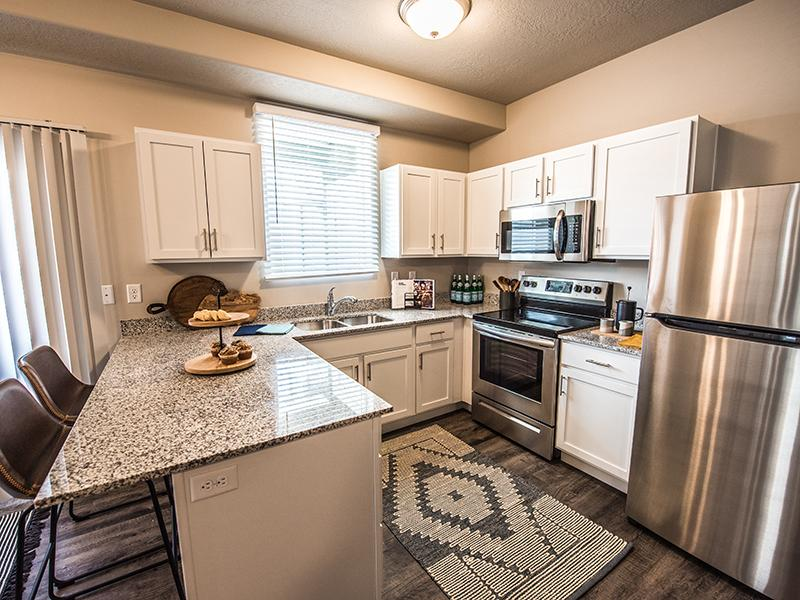 Fully Equipped Kitchen | Springs at Copper Canyon in Tooele, UT