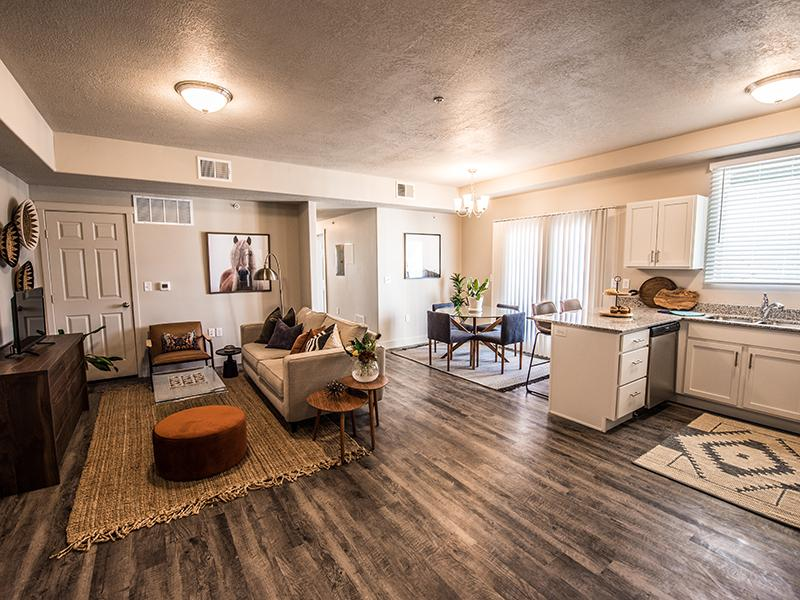 Open Floorplans | Springs at Copper Canyon in Tooele, UT