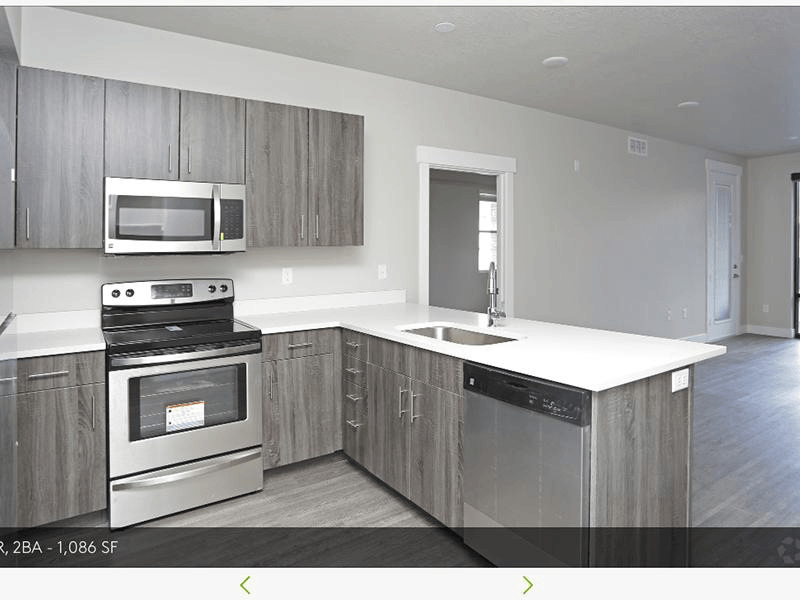 Stainless Steel Appliances | Gardner Station