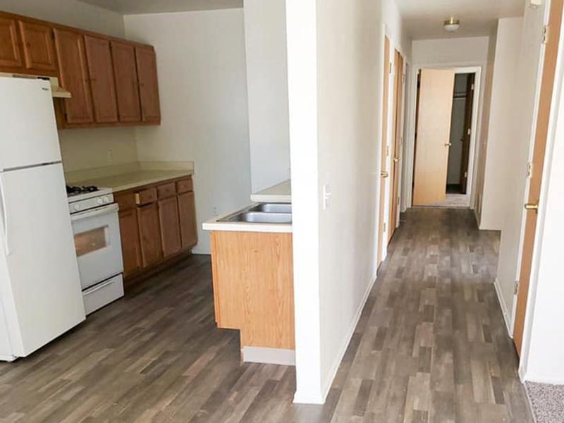 Kitchen | Stonegate Village Apartments in Pueblo West, CO
