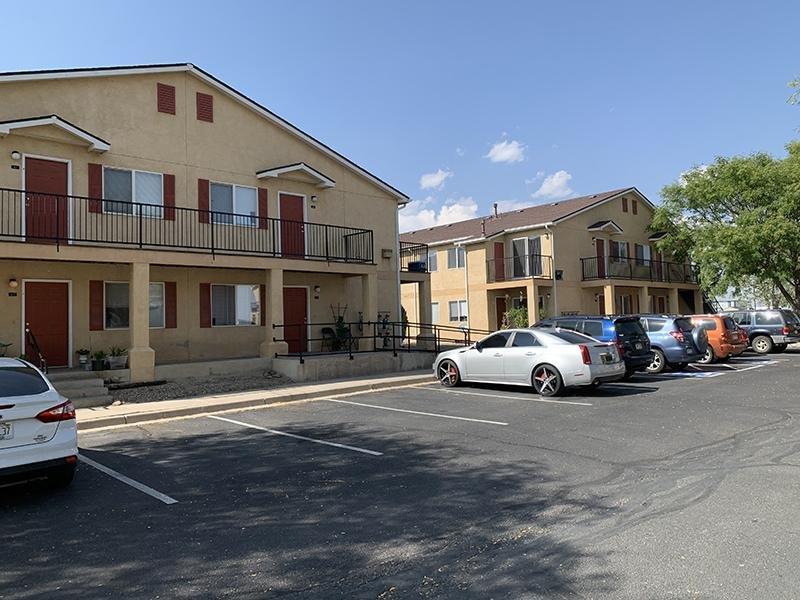 Parking Lot | Stonegate Village