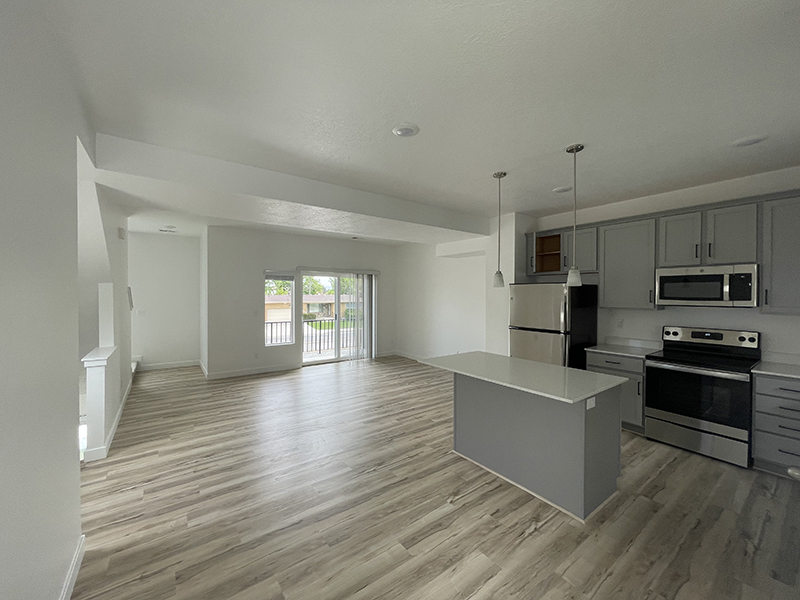 Spacious Floorplans | The Lofts at Fort Union