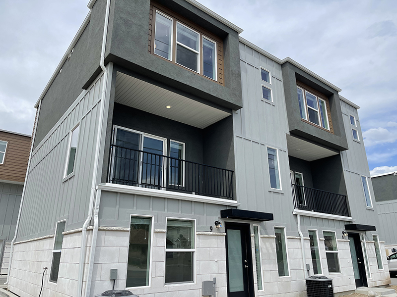 Exterior | The Lofts at Fort Union